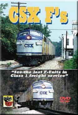 CSX Fs DVD Greg Scholl Greg Scholl Video Productions CSXF 604435014795