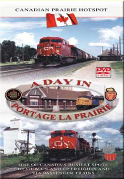 A Day in Portage La Prairie DVD Greg Scholl Video Productions GSVP-015 604435001597