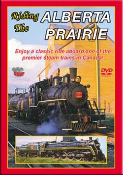 Riding the Alberta Prairie DVD Greg Scholl Video Productions GSVP-018 604435001894