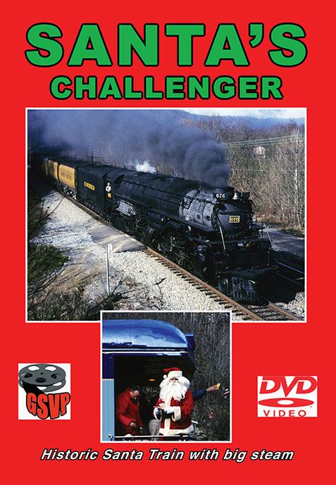 Santas Challenger DVD Greg Scholl Video Productions GSVP-039 604435003997