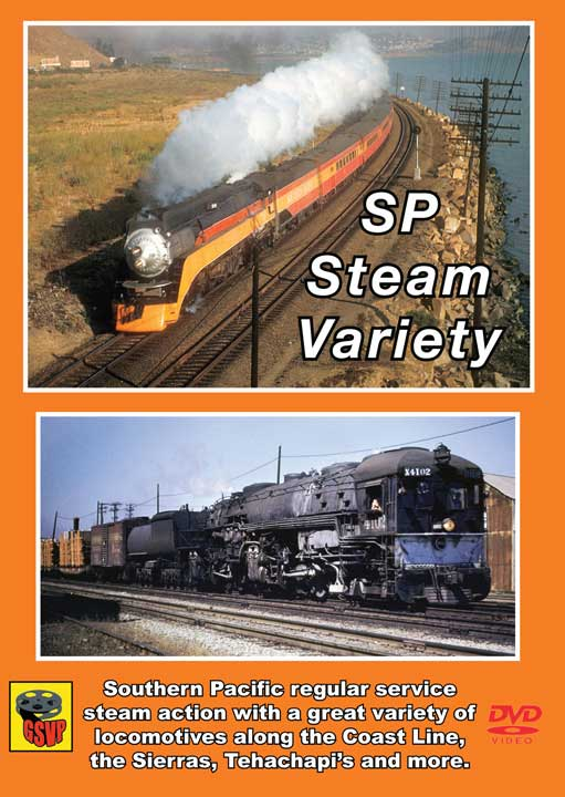 SP Steam Variety DVD Greg Scholl Video Productions GSVP-049 604435004994