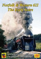 Norfolk & Western 611 The Early Years DVD