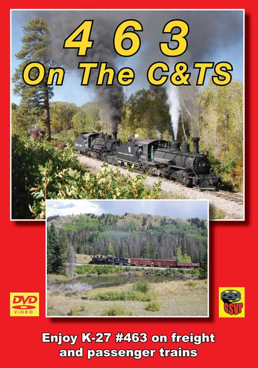 463 On the C&TS DVD Greg Scholl Video Productions GSVP-065 604435006592