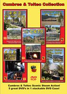 Cumbres & Toltec 5 Disc Collection DVD