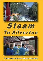 Steam to Silverton - A Fantastic Colorado Steam Train Ride DVD