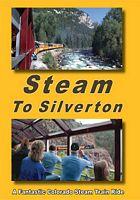 Steam to Silverton - A Fantastic Colorado Steam Train Ride DVD