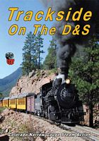 Trackside on the Durango & Silverton DVD