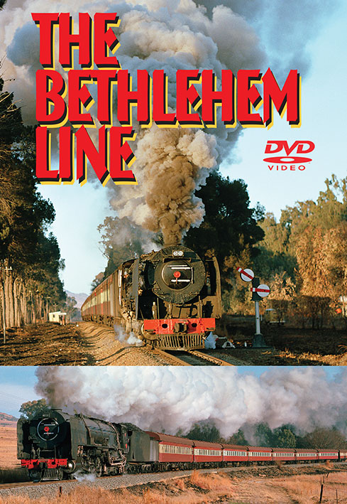 The Bethlehem Line - South African Steam Collection by Greg Scholl Train Video Greg Scholl Video Productions GSVP-151 604435015198