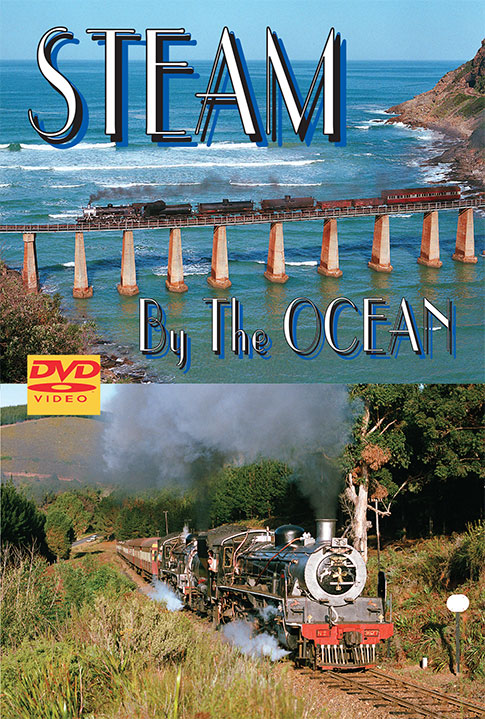 Steam by the Ocean - South African Steam Collection by Greg Scholl Greg Scholl Video Productions GSVP-152 604435015297