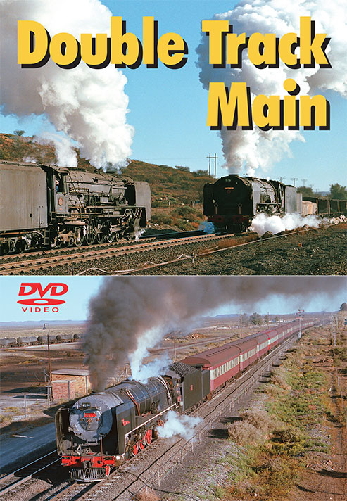 Double Track Main - South African Steam Collection by Greg Scholl Train Video Greg Scholl Video Productions GSVP-154 604435015495