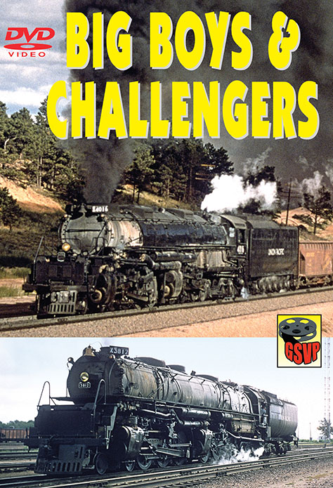 Big Boys and Challengers DVD Greg Scholl Greg Scholl Video Productions GSVP-BIGBOY 604435014993