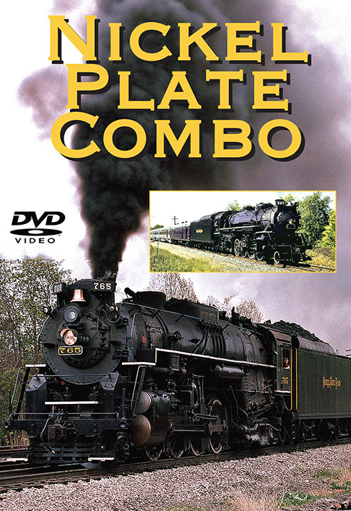 Nickel Plate Combo Greg Scholl Video Productions NKPCOMBO