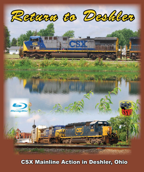 Return to Deshler DVD Greg Scholl Video Productions GSVP-180 604435018090