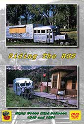 Riding the RGS DVD