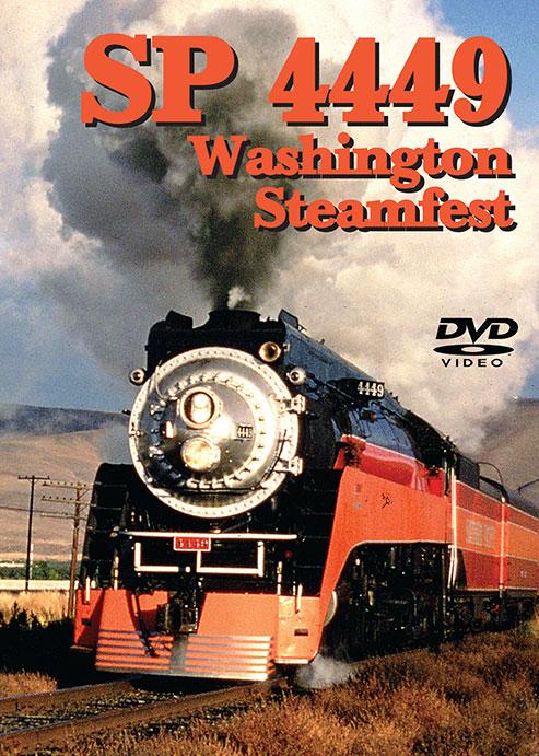 SP 4449 Washington Steamfest Greg Scholl Video Productions SP4449WASH