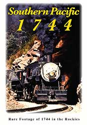 Southern Pacific 1744 DVD