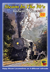 Steam in the 90s Volume 1 DVD