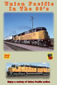 Union Pacific in the 90s DVD