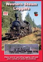 Western Steam Loggers DVD
