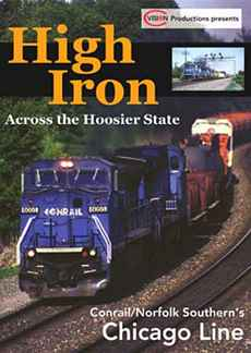 High Iron - Across the Hoosier State C Vision Productions HIHDVD