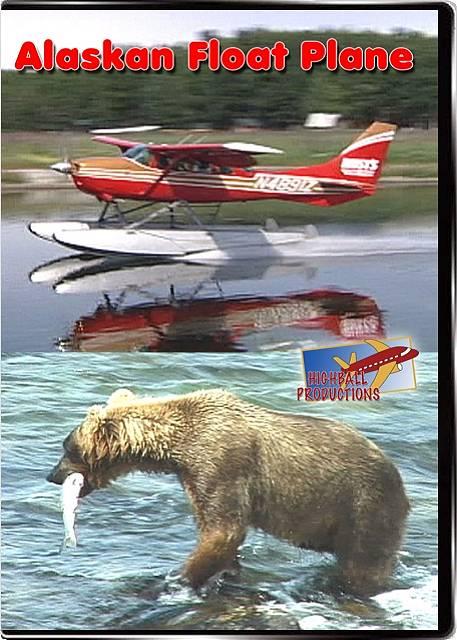 Alaska Floatplane DVD Train Video Highball Productions AKFL 181729000073