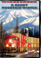 A Rocky Mountain Winter - Canadian Pacific in the Rocky and Selkirk Mountains DVD