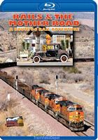 Rails & the Mother Road - A Route 66 Rail Adventure BLU-RAY