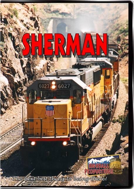 Sherman Hill - Union Pacific DVD Train Video Highball Productions HBSH