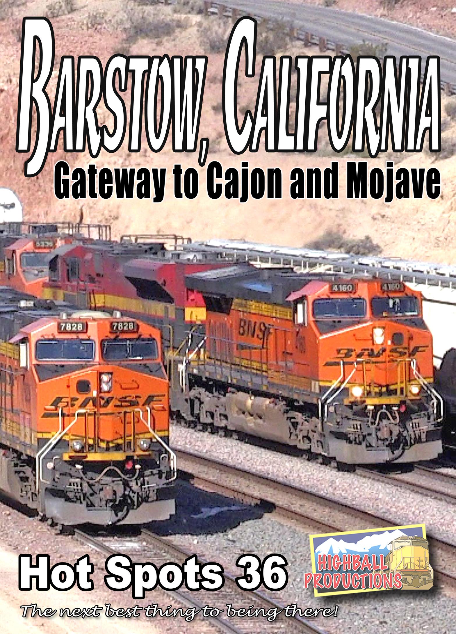 Hot Spots 36 Barstow California DVD Highball Productions HOT36 634972955350