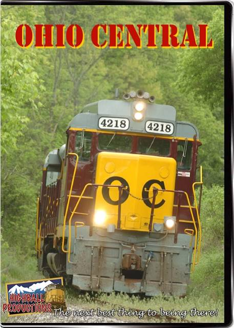 Ohio Central DVD Highball Productions OHCE-DVD