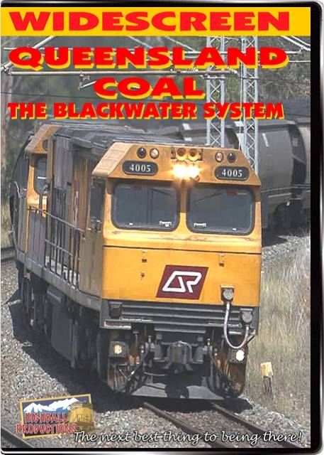 Queensland Coal - the Blackwater System DVD Highball Productions QLB