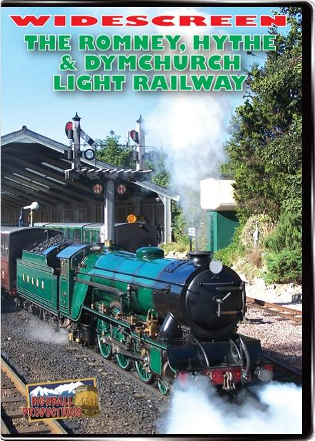 Romney Hythe and Dymchurch Light Railway DVD Highball Productions RHDW