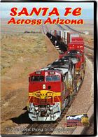 Santa Fe across Arizona DVD