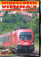 Viennas Colorful Trains DVD
