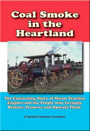 Coal Smoke in the Heartland DVD Train Video Hopewell Productions HV-CSH