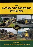 Anthracite Railroads in the 70s DVD