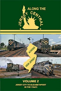 Along the Jersey Central Volume 2 DVD