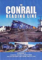 Conrail Reading Line Volume 1 DVD