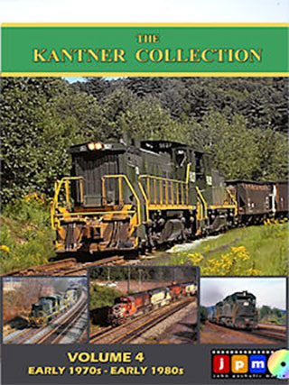 Kantner Collection Volume 4 DVD Train Video John Pechulis Media KNTNRV4