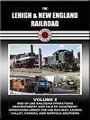 Lehigh & New England Railroad Volume 3 DVD