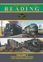 Railfanning the Reading Volume 1 DVD