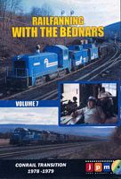 Railfanning With the Bednars Volume 7 DVD