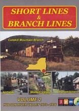Short Lines & Branch Lines Volume 2 DVD