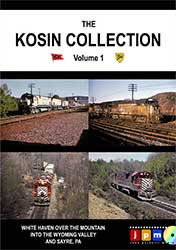 The Kosin Collection Volume 1 DVD