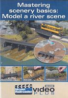 Mastering scenery basics: Model a river scene DVD
