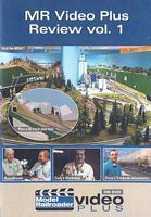 Model Railroad Video Plus Review Vol 1 DVD