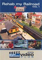 Rehab My Railroad Vol 1 DVD