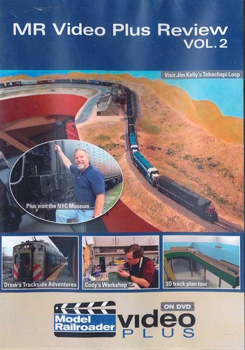 MR Video Plus Review Vol 2 DVD Kalmbach Publishing 15311 644651153113