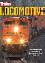 Locomotive 2017 DVD