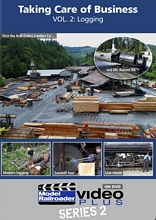 Taking Care of Business Vol 2 Logging DVD